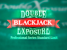 Double Exposure Blackjack Pro Series онлайн-автомат