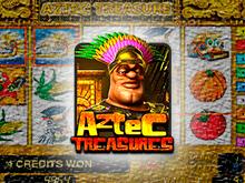 Игровой автомат Aztec Treasure – игровой автомат на деньги в казино Супер Слотс