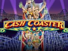 Игровой автомат Cash Coaster – развлекательный игровой автомат 777
