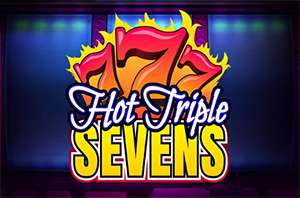 Игровой автомат Игровой автомат Hot Triple Sevens