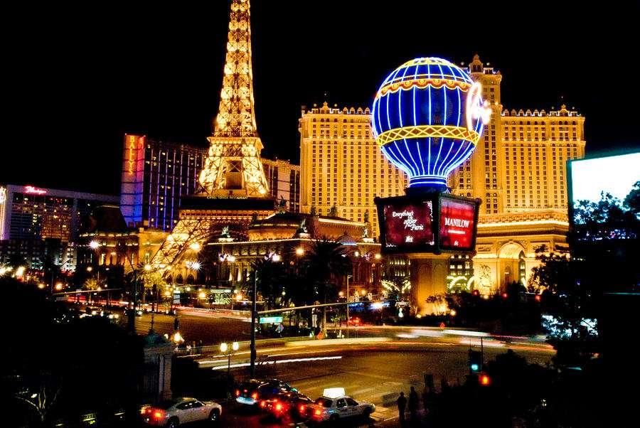 Игровой автомат Самый посещаемый бульвар Лас Вегаса, находящийся за его пределами